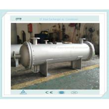 Chemical Industrial Condenser Precio de Guangzhou China