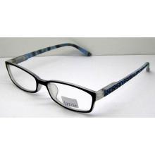 Novo estilo leitura óculos com AC Lens e Full Frame
