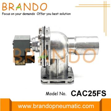 CA25FS 1 '' Flanged Goyen Type Diaphragm Pulse Valve