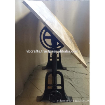 Industrial Darft Table