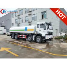 Nuevo camión de riego SINOTRUCK 8X4 LHD / RHD