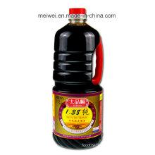 Molho de soja superior de 1.7L com melhor preço