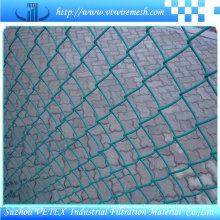 Chain Link Mesh Used in Factory
