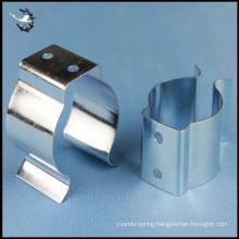 Custom silver stamping