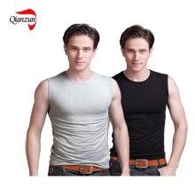 100% Baumwolle Männer T-Shirts (ZJ115)