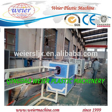 Mejor oferta para máquina extrusora PE HDPE tubería de plástico PP