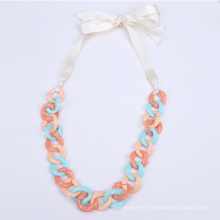2015 Gifts with Handmade Ribbon Necklace