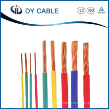 450 / 700V Thw 12AWG PVC / XLPE isolierte elektrische Kabel