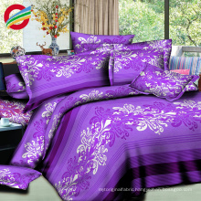 100% cotton making 3d bedding sheets for fabric in china