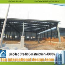 Entrepôt de structure métallique de fabrication et d'assemblage Jdcc1042