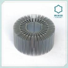 Dissipador de calor do alumínio CNC peças