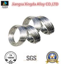 4j33 / 4j34 Alloy Nickel Alloy Wire com alta qualidade