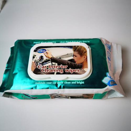 Auto-Reinigung Quick Interior Detailer Wipes