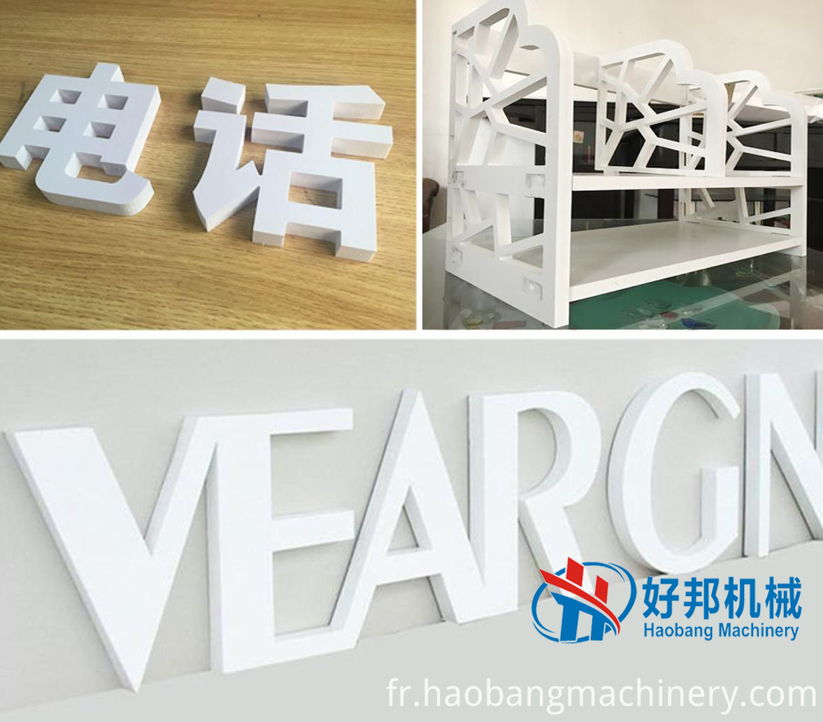 Pvc Foam Sheet Applic