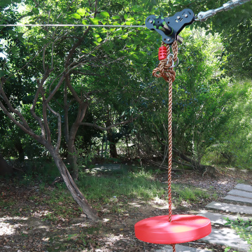 GIBBON Backyard Zip Line Kit Дети