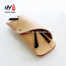Новые продукты кожаный косметический мешок с низкой ценой