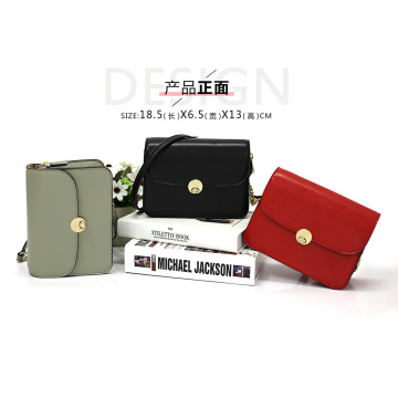 Fashion Sling Crossbody Messenger Bag Monedero