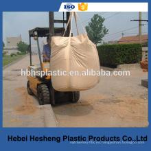 Tamaño de los clientes y peso de carga Bolsas de PP ton para cemento de arena