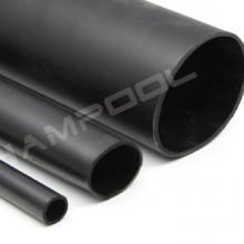 Tuyau thermorétractable de paroi lourde avec EVA rétractable tuyau rétractable tube rétractable