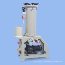 Filtre chimique résistant aux acides et aux alcalis HF 206-318
