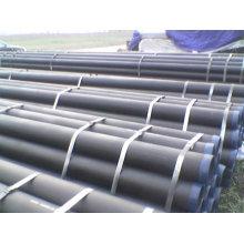DIN st44 / pipa de acero inconsútil del carbón de st52
