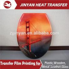 heat transfer printing film hot sale