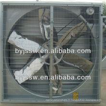 Ventilateur de circulation d'air de volaille
