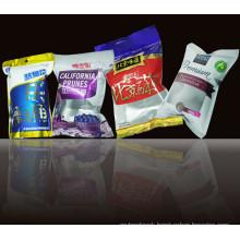 Plastic De-Metallised Snacks Food Packaging Pouch