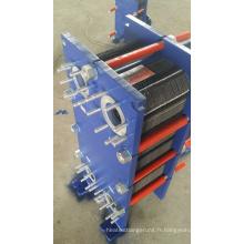 Échangeur de chaleur à plaques d'eau de refroidissement APV N35 Chine