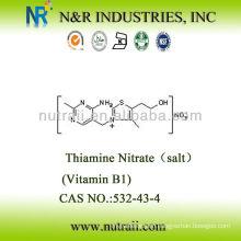 VB1 Thiamine Hydrochloride (VITAMIN B1) CAS#67-03-8