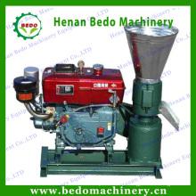 Alto rendimento alto elogiado moinho de madeira da pelota de diesel / pellet de madeira que faz a máquina 0086133 4386 9946