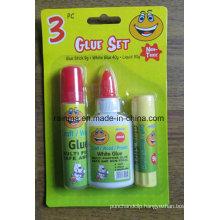 9g Glue Stick 40g White Glue 30g Liquid Glue