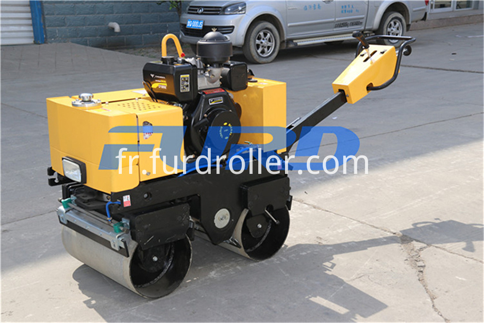 FYL-800C Mini Road Roller