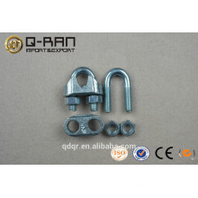 US Type Malleable Wire Rope Clip--Qingdao Rigging