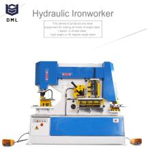 hot selling hydraulic punch shear ironworker
