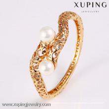50826 Joyería de Xuping Brazalete especial para mujer con chapado en oro de 18 quilates
