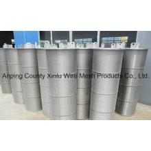 Wedge Wire Screen Cartridges / Cylindrical Screen