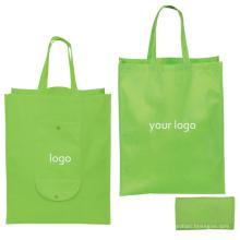 Factory direct sale reusable foldable nonwoven shopping bag
