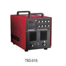 Андели сварочный аппарат TIG TIG315AC/постоянного тока(пластмасса,Утюг доступен)
