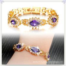 Мода ювелирные изделия Мода аксессуары медный браслет (AB261)