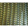 Malla de alambre decorativa / malla de metal decorativa