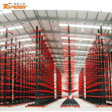 diy economical steel coil warehouse storage cantilever rack