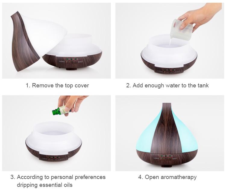 amazon pure oil diffuser