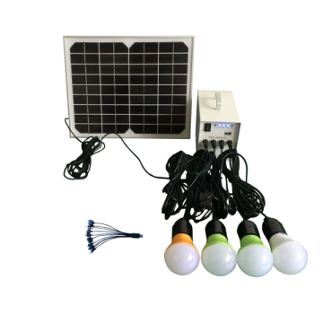Tragbare DC Solar Home System