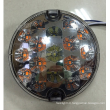 12V Round Front Position Lamp, Multi-Function Tail Lights