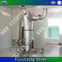 Máquina de secagem de fluidificação de venda quente