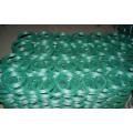 Alambre revestido del PVC para el alambre de la suspensión / alambre revestido PVC Bwg21 / 18-Bwg8 / 6 del hierro