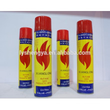 Wholesale purified butane gas for lighter manufacturer