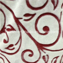 Textilgewebe Korallenfleece Flanell Fabric Printing Schnittblumen