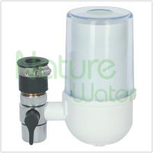 Filtro de água de torneira para remoção de sedimentos